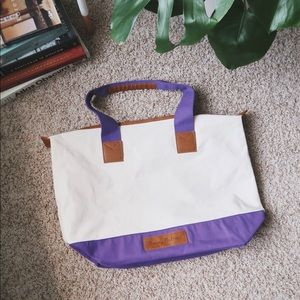 Tommy Bahama Canvas Tote 👜